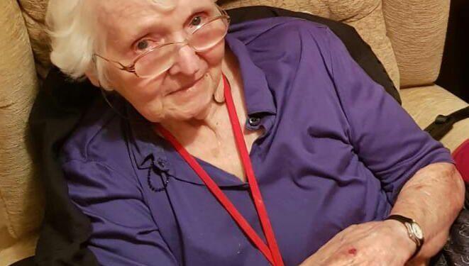 Fare Thee Well Miss. Ann Cutler: 1934 – 2020