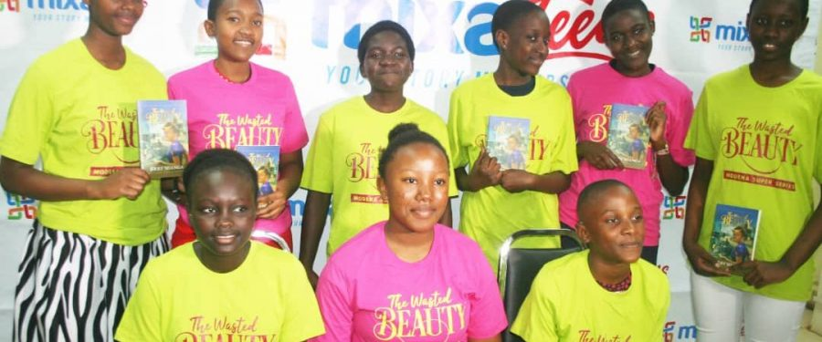 A REVIEW OF THE WASTED BEAUTY by KATUSIIME KENDRA KIRABO